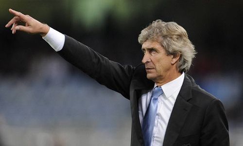 manuel pellegrini Manuel Pellegrini Is Ready To Right The Wrongs Of Roberto Mancini