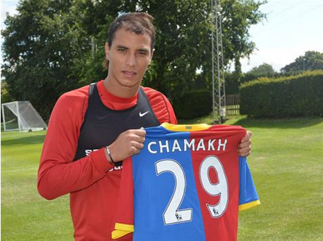 marouane chamakh Crystal Palace Sign Arsenal Striker Marouane Chamakh On One Year Deal: Nightly Soccer Report