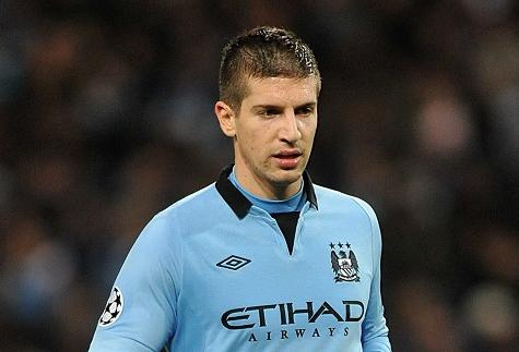 matija nastasic Manchester City Defender Matija Nastasic Ruled Out for 4 6 Weeks With Ankle Injury