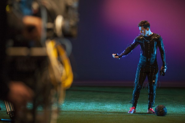 messi arm 600x400 Watch Leo Messi In The New Speed Of Light Film [VIDEO]
