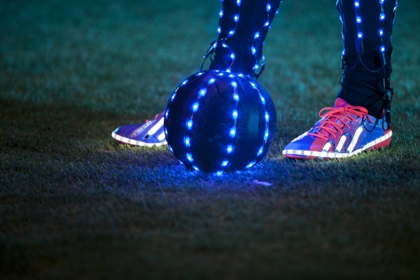 messi ball 600x400 Watch Leo Messi In The New Speed Of Light Film [VIDEO]