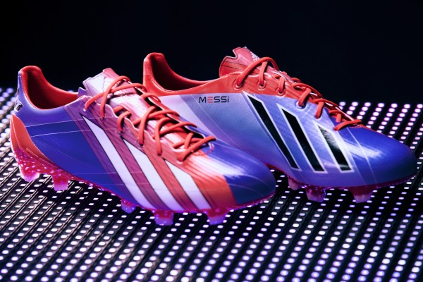 messi boot 600x400 Watch Leo Messi In The New Speed Of Light Film [VIDEO]