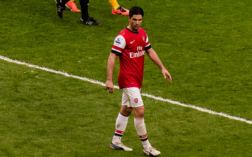 mikel arteta Arsenal Face Injury Crisis With Mikel Arteta Out For 4 6 Weeks