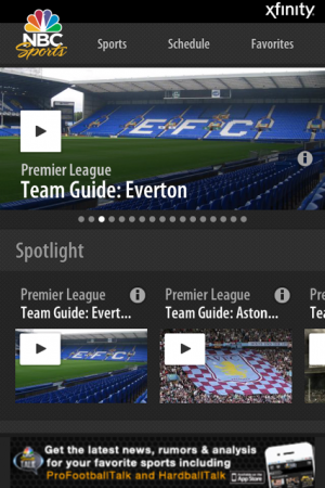 nbc sports live extra iphone app 300x450 How to Watch Premier League Matches Via NBC Sports Live Extra