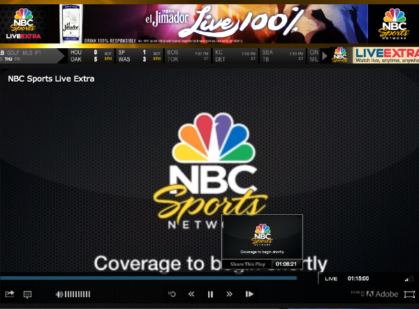 nbc sports live extra web app How to Watch Premier League Matches Via NBC Sports Live Extra
