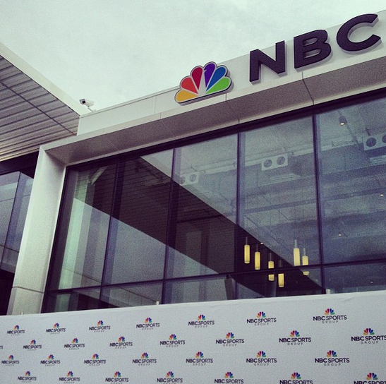 nbc sports studio stamford A Sneak Peek Inside NBCs New HQ For Their EPL Coverage [PHOTOS]