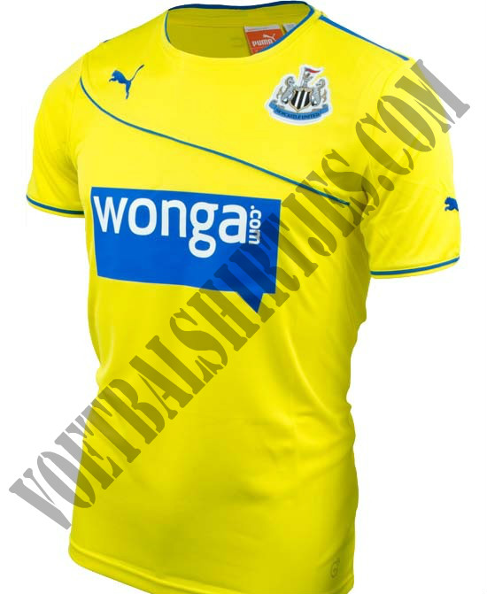 newcastle united third kit 2014 Newcastle United Unveil New Members Only Fourth Kit for 2013 14 Season [PHOTOS]