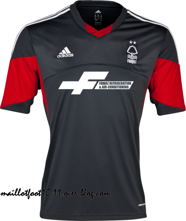 Nottingham Forest Away Shirt for the 2013 14 Season [PHOTOS]