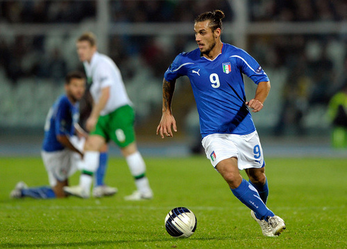 pablo osvaldo Daniel Osvaldo Reportedly Heading to Inter Milan On Loan From Southampton