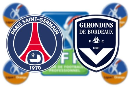 Paris Saint-Germain vs Bordeaux: 2013 French Super Cup: Open