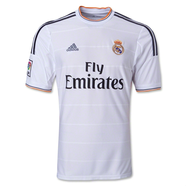 real madrid home shirt Gareth Bale Official Real Madrid Shirts Now Available