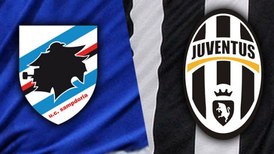 sampdoria juventus Sampdoria vs Juventus, Serie A Opening Day: Open Thread