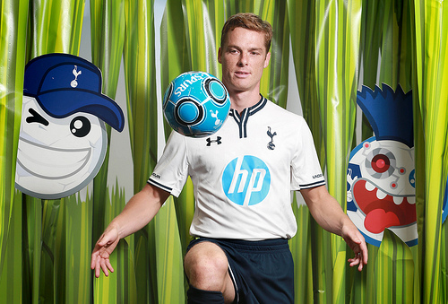 scott parker QPR Agree Deal With Spurs to Sign Scott Parker, Says Redknapp