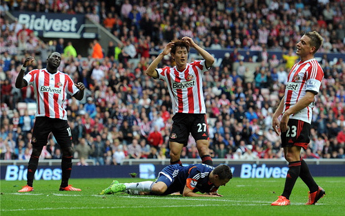 sunderland2 Southampton Sunderland Match Featuring Altidore and Osvaldo Moved to NBC Sports Network