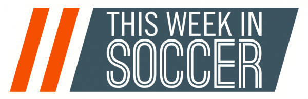 this week in soccer 600x193 Reminder: Watch This Week In Soccer, Live at 5:30pm ET Today