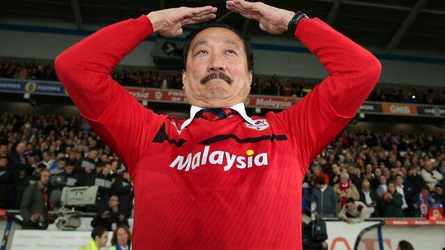vincent tan cardiff owner Vincent Tan Offered Cardiff Players Illegal Bonus Before Spurs Game: Nightly Soccer Report