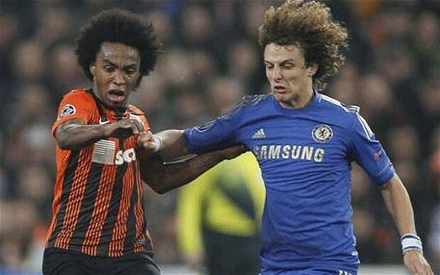 willian1 Why Chelsea Are Being Tactical, Not Spiteful to Tottenham, By Signing Willian
