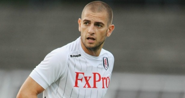 Mladen Petric West Ham United Sign Mladen Petric On Free Transfer To Solve Striker Crisis: Daily Soccer Report