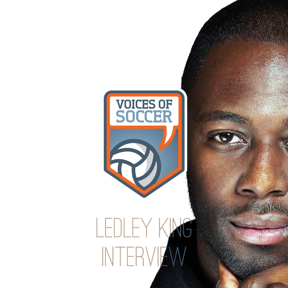 Interview With Tottenham Legend Ledley King (Voices Of Soccer)