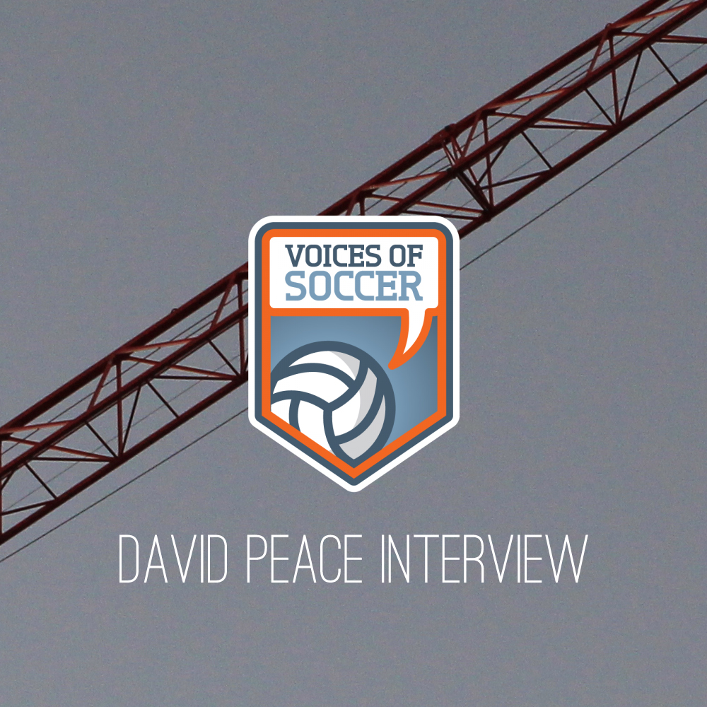 David Peace Interview, Author of 'Red Or Dead' (Voices Of Soccer)