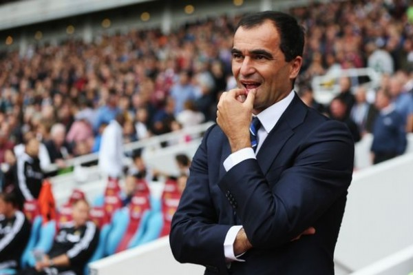 WHU EFC 600x399 Unbeaten Everton Already Reaping The Benefits Of Roberto Martinez's Influence