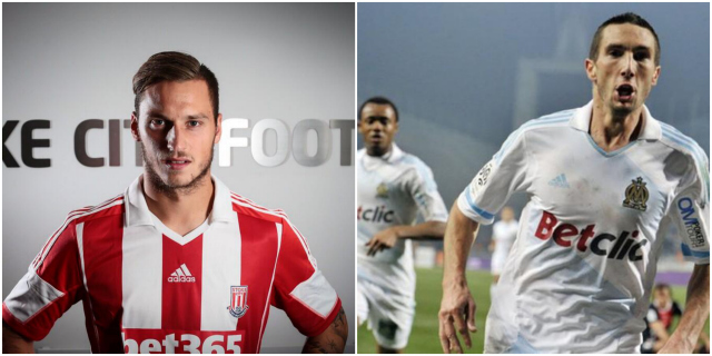 amalfitano arnautovic Stoke City Acquire Marko Arnautovic, While West Brom Sign Morgan Amalfitano On Loan