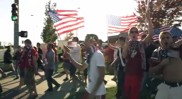 american outlaws American Outlaws Supporters Group Featured in National TV Commercial [VIDEO]