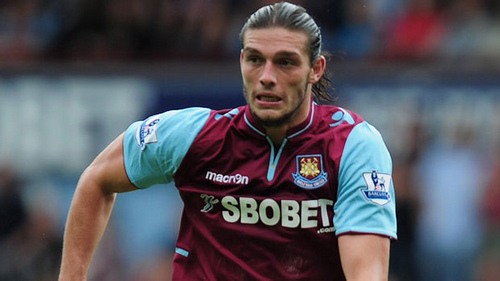 West Ham Striker Andy Carroll Faces Four Months Out After Suffering New Injury