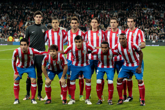 atletico madrid squad Atletico Madrid Attempt to Break Up Spanish Duopoly of Real Madrid and Barcelona