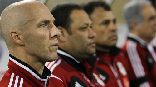 bob bradley World Cup Playoff Draw Revealed for Africa: Bob Bradleys Egypt Faces Tough Tie vs Ghana