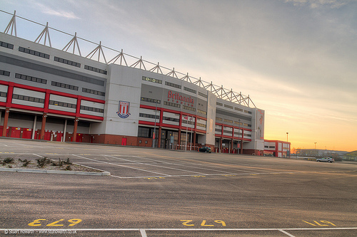 britannia stadium Stoke City vs Manchester City Match Highlights [VIDEO]