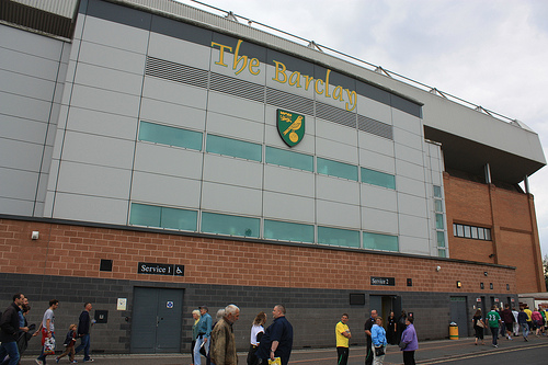 carrow road1 Norwich City vs Aston Villa Match Highlights, Premier League Gameweek 5 [VIDEO]