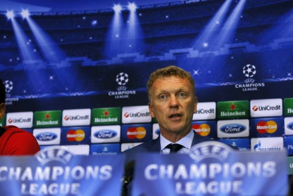 david moyes2 600x402 Manchester United, Underestimate Champions League Group A at Your Peril