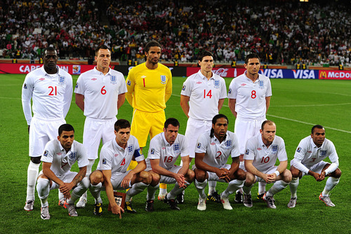 Soccer - 2010 FIFA World Cup South Africa - Group C - England v Algeria - Green Point Stadium