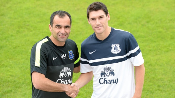 everton third shirt Everton Unveil Third Shirt for 2013 14 Season [PHOTO]