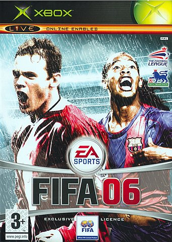 fifa 06 cover Watch the Intro to FIFA 06: The Beauty Of Football [VIDEO]