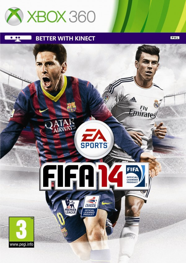 fifa 14 cover uk 600x846 EA Sports Unveil Revised FIFA 14 Cover for UK Market [PHOTO]