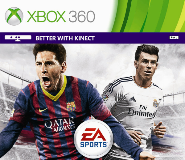 fifa 14 cover uk sm Win a Copy of FIFA 14 With the Celebrations Pre Order Pack [CONTEST]