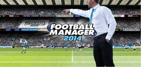 football manager 2014 600x286 Gifts For Every Soccer Fan