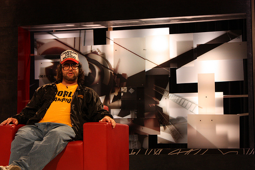 judah friedlander1 Judah Friedlander Stars in Debut Episode of Premier League Download This Friday Night