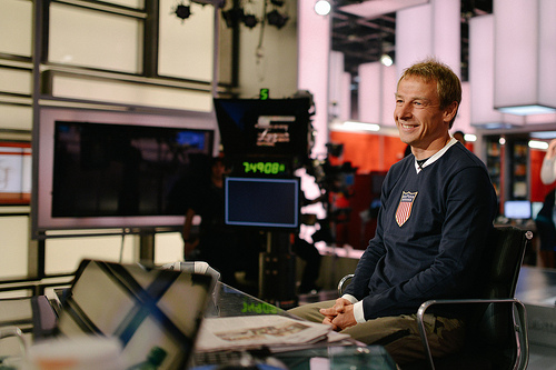 jurgen klinsmann1 USMNT Coach Jurgen Klinsmann On Short List for Switzerland Job, Says Report