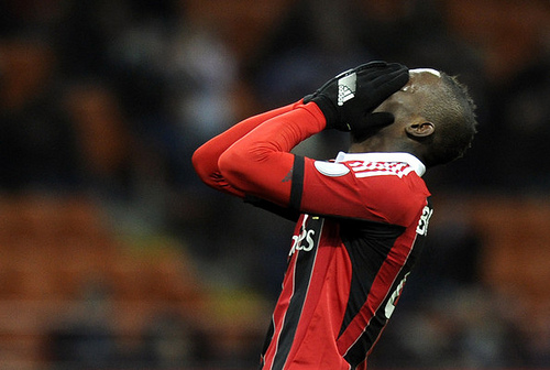 mario balotelli Mario Balotelli Must Be Sold, Says AC Milan Owner Silvio Berlusconi: Daily Soccer Report