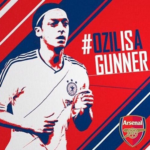 mesut ozil3 Mesut Ozil is the Game Changer Arsenal Needed to Achieve Greater Success