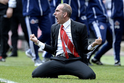paolo di canio1 West Bromwich Albion vs Sunderland Match Highlights [VIDEO]
