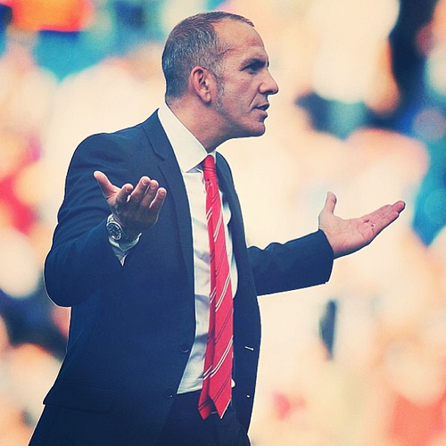 paolo di canio2 Sunderland Decided to Sack Paolo Di Canio After Training Ground Argument With Players