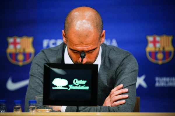 pep guardiola2 600x399 Why A Soccer Manager Has The Toughest Job in the World of Sports
