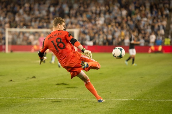 philadelphia union sporting kc five 600x399 Images From Sporting Kansas City 0 1 Philadelphia Union [PHOTOS]