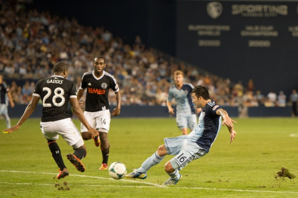 philadelphia union sporting kc seven 600x399 Images From Sporting Kansas City 0 1 Philadelphia Union [PHOTOS]