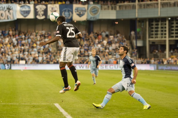 philadelphia union sporting kc three 600x399 Images From Sporting Kansas City 0 1 Philadelphia Union [PHOTOS]