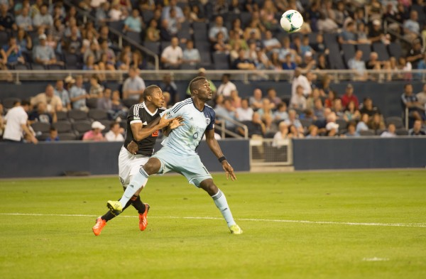philadelphia union sporting kc two 600x393 Images From Sporting Kansas City 0 1 Philadelphia Union [PHOTOS]